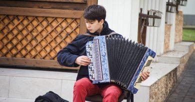 Brug internettet til at forbedre dine harmonika færdigheder